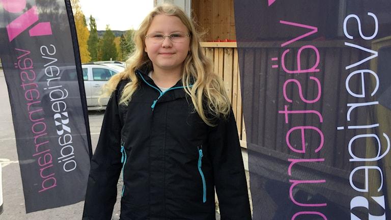 Emma Sundberg. Världens Barn i Stöde 2017