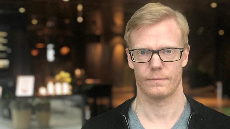 Måns Berthas, prisbelönt filmare från Sundsvall.