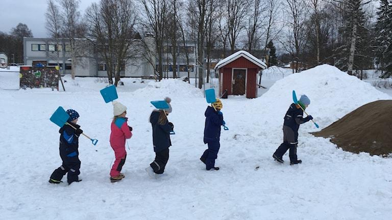 Barn Vibackeskolan