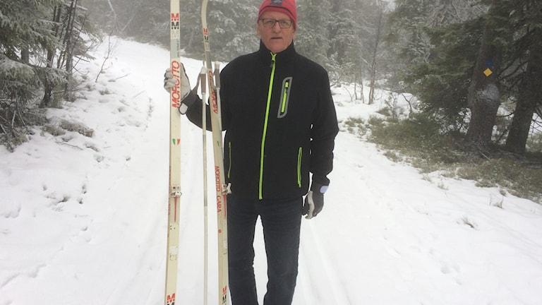 Staffan Olofsson från Solberg.