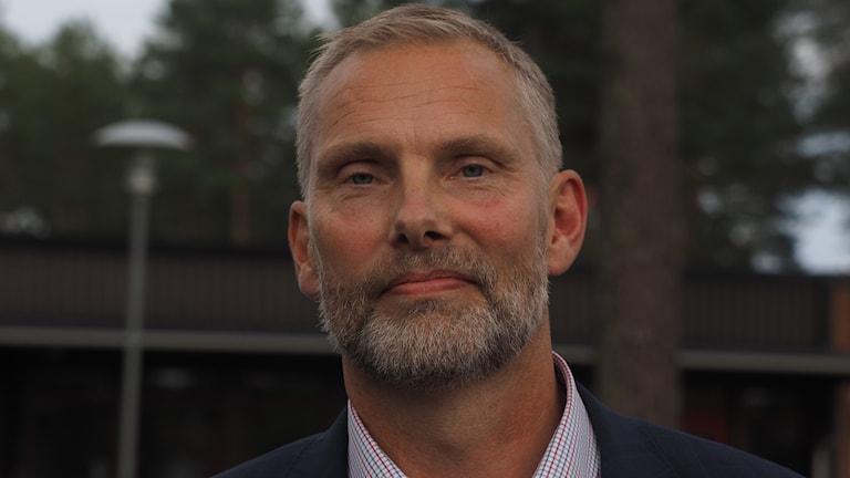 Stefan Dalin (S), Timrå