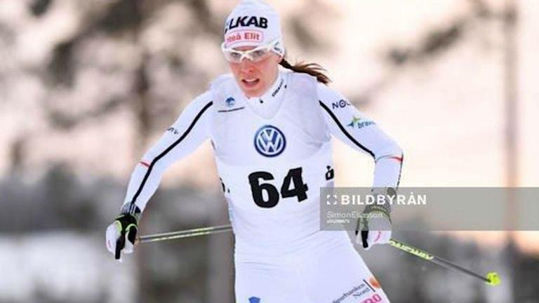 Kalla vann Skandinaviska cupen 10 km