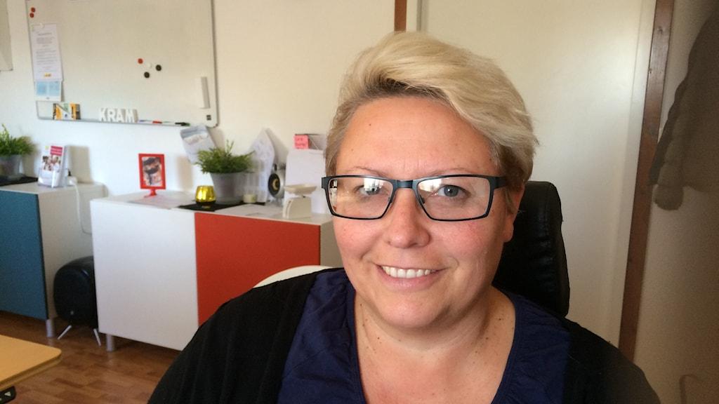 Ann-Louise Magnusson ordförande för RBU i Sundsvall och Timrå