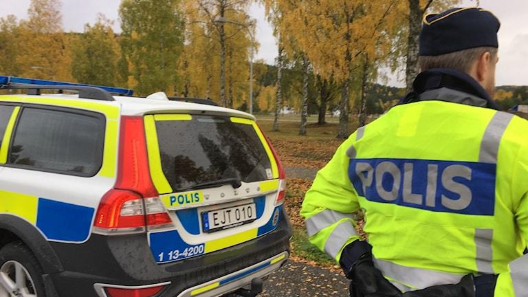 Genre Polis och polisbil, polisen, polisutryckning