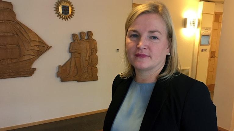 Christina Edlund Nilsson, åklagare
