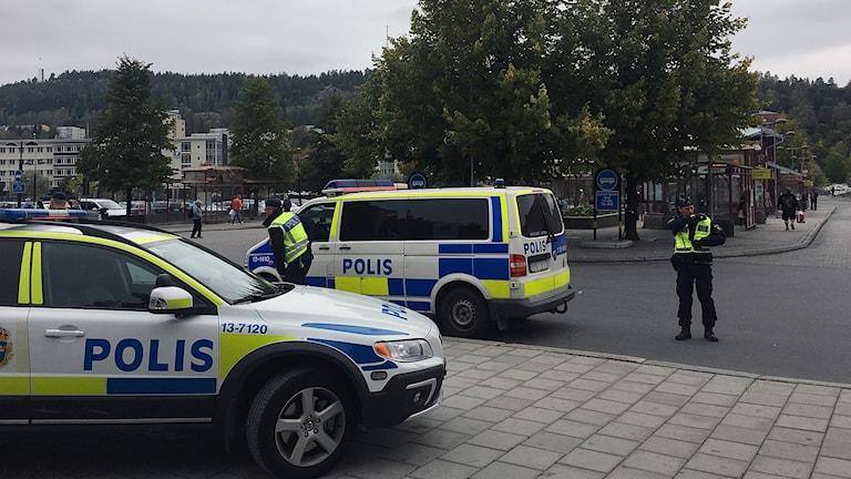 Navet i Sundsvall.