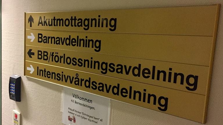 BB och förlossning i Sollefteå