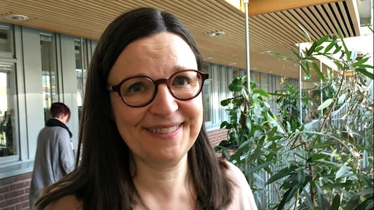 Gymnasie och kunskapslyftsminister Anna Ekström (s)
