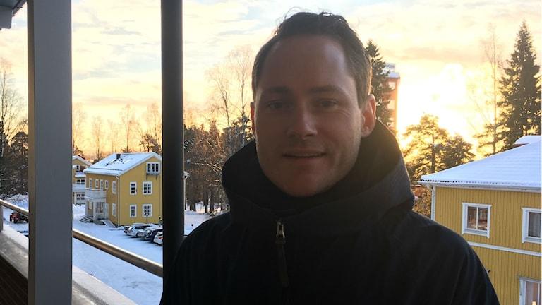 Fredrik Henriksson, Presschef SAS Sverige