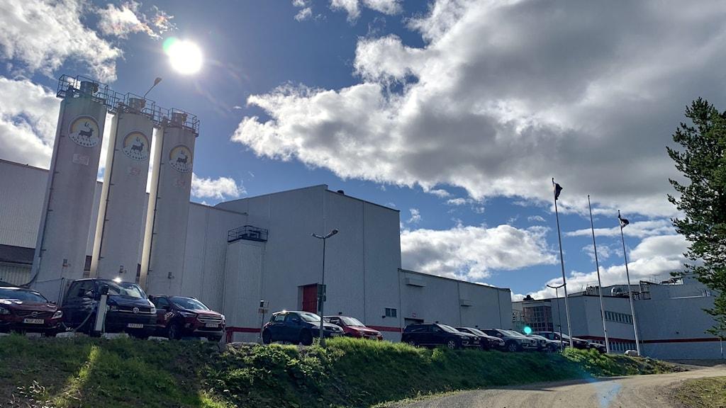 fabrik i örnsköldsvik