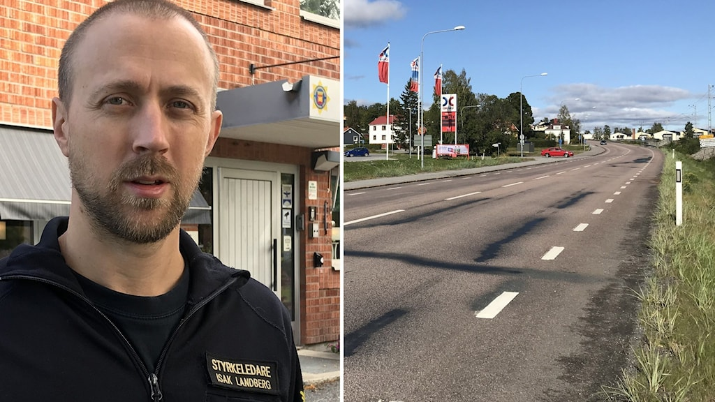 Isak Landberg, Räddningstjänsten Kramfors