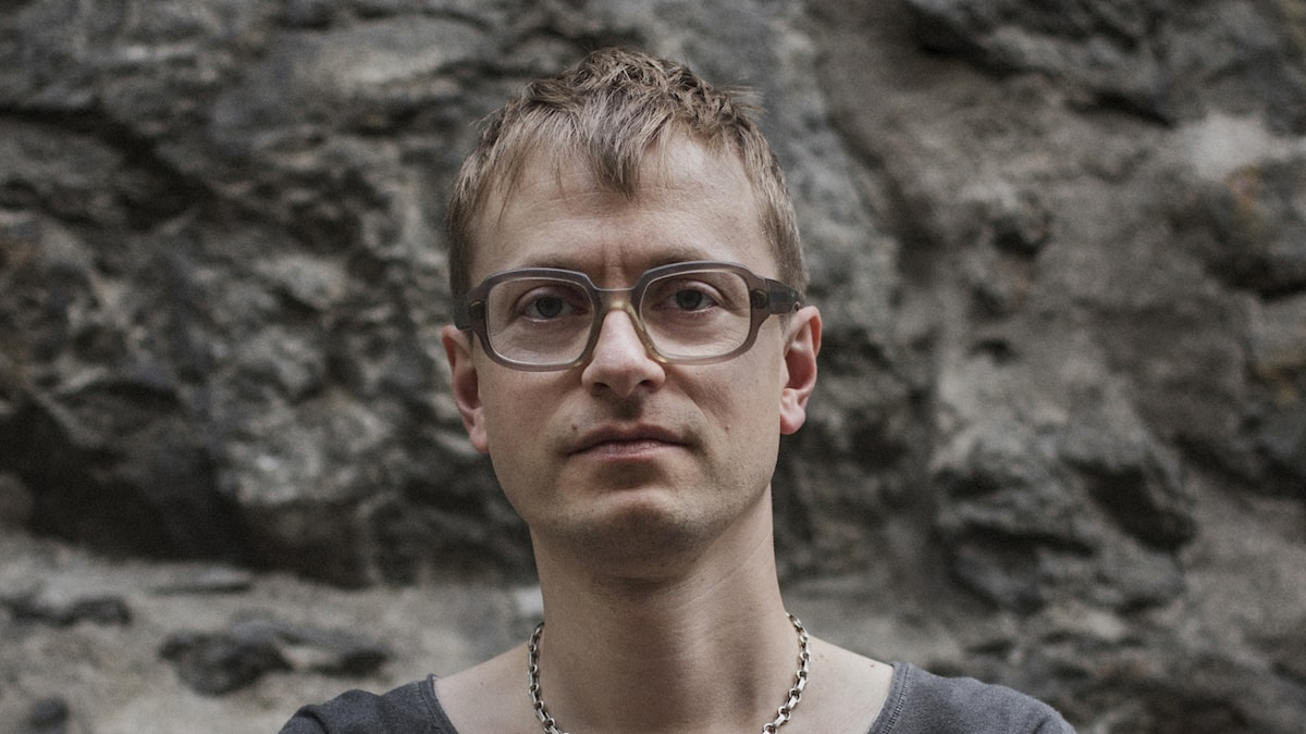 Malte Persson författaret till Radionovellen Reseach