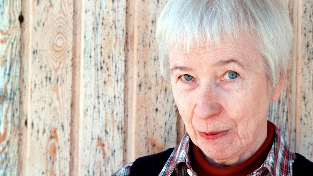 Sara Lidman, författare från Västerbotten