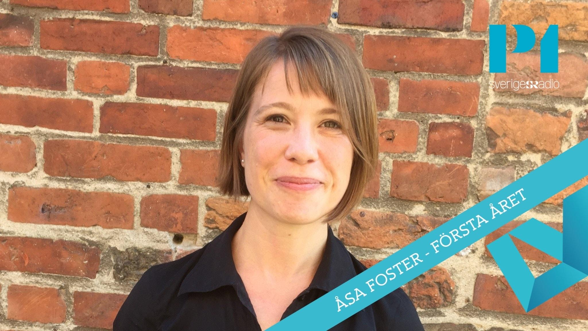 Första året av Åsa Foster i uppläsning av Angela Kovács