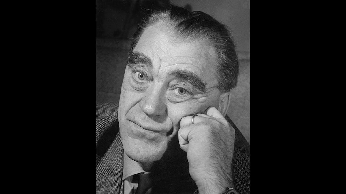 Vilhelm Moberg, författare