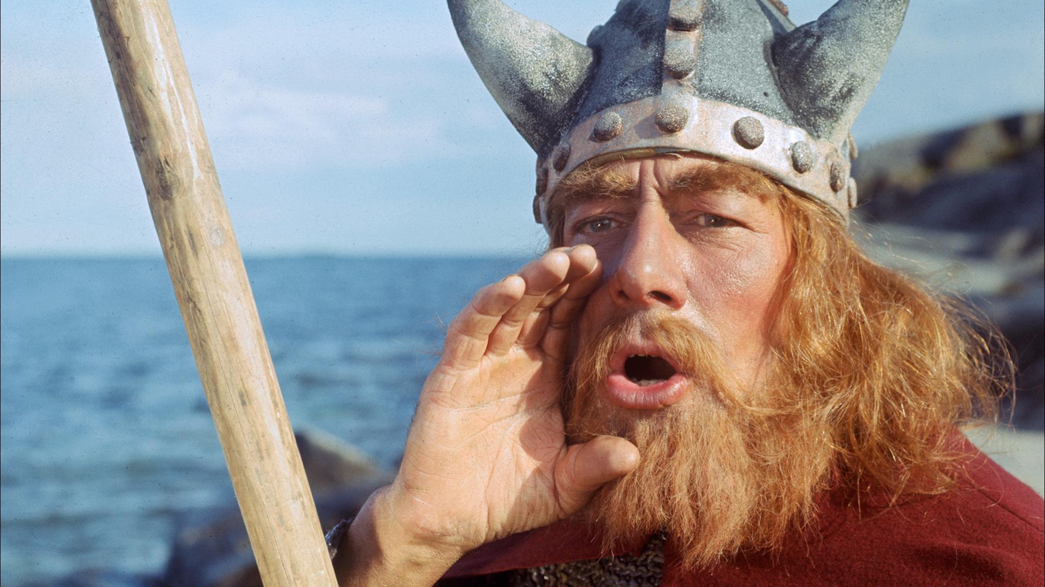 Gunnar Sjöberg som Röde Orm