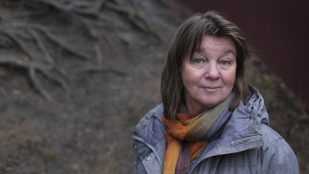 Elisabeth Rynell författare till romanen Moll