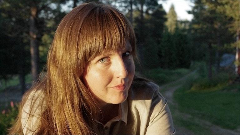Författaren Stina Stoor