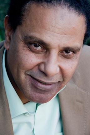 Författaren Alaa al-Aswany. Foto Cato Lein