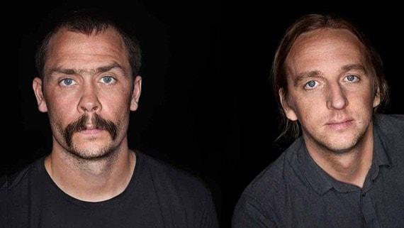 Johan Persson & Martin Schibbye