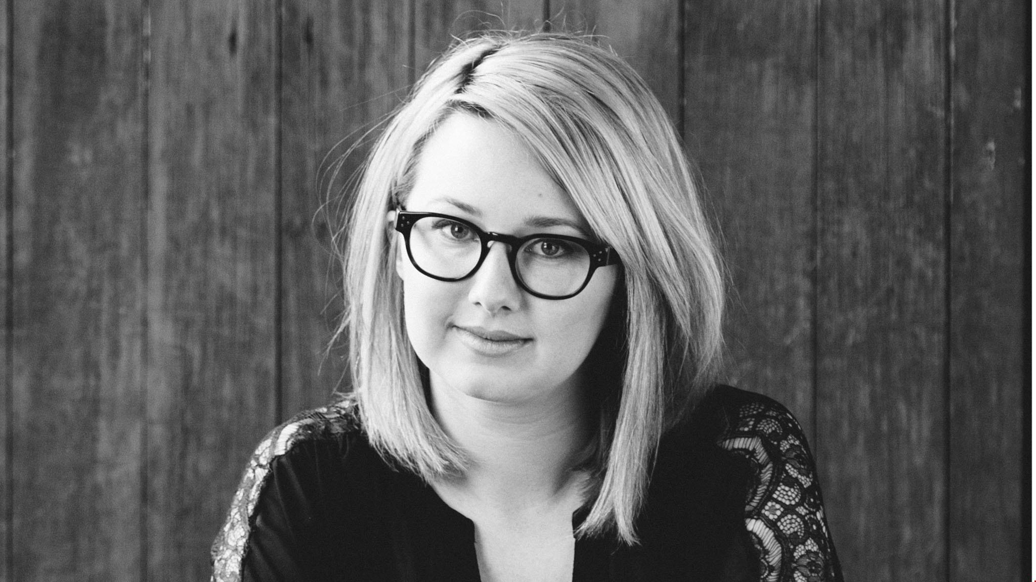 Hannah Kent författare till En mörderska bland oss