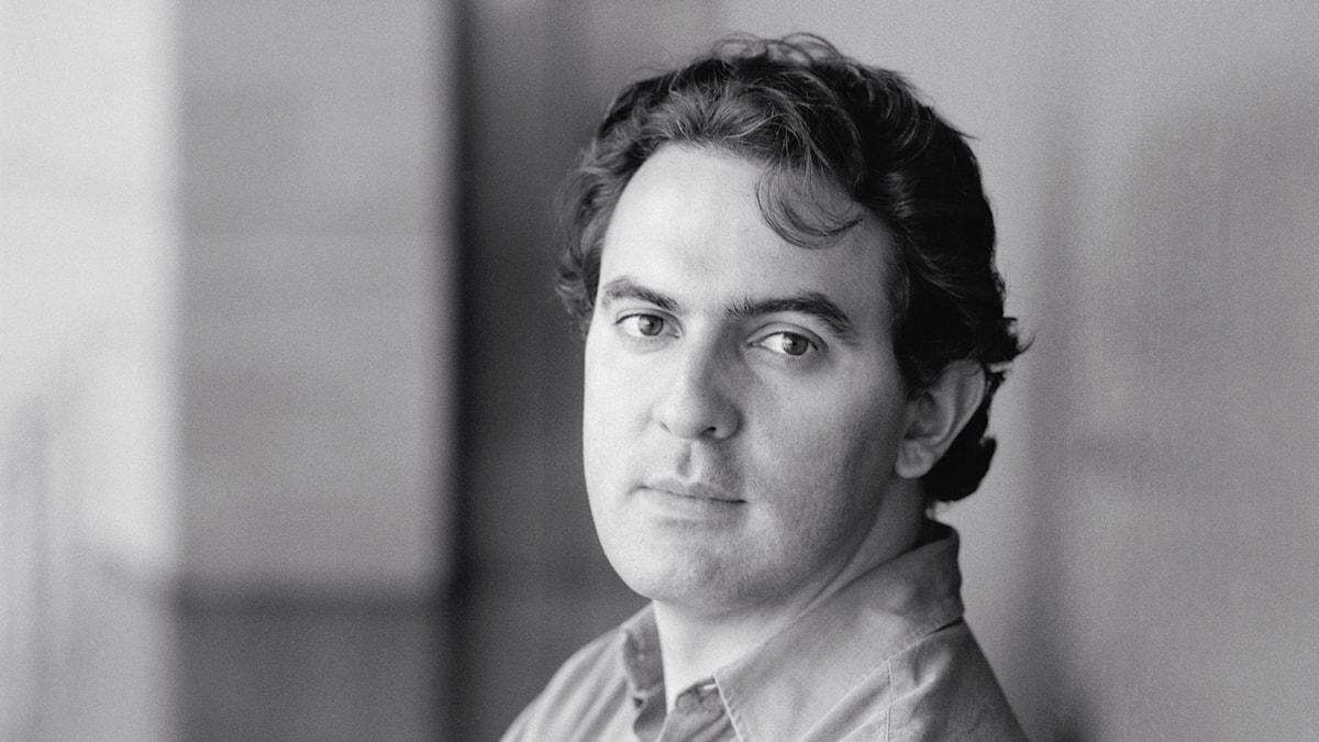 Juan Gabriel Vásquez författare till romanen Ljudet av sådant som faller