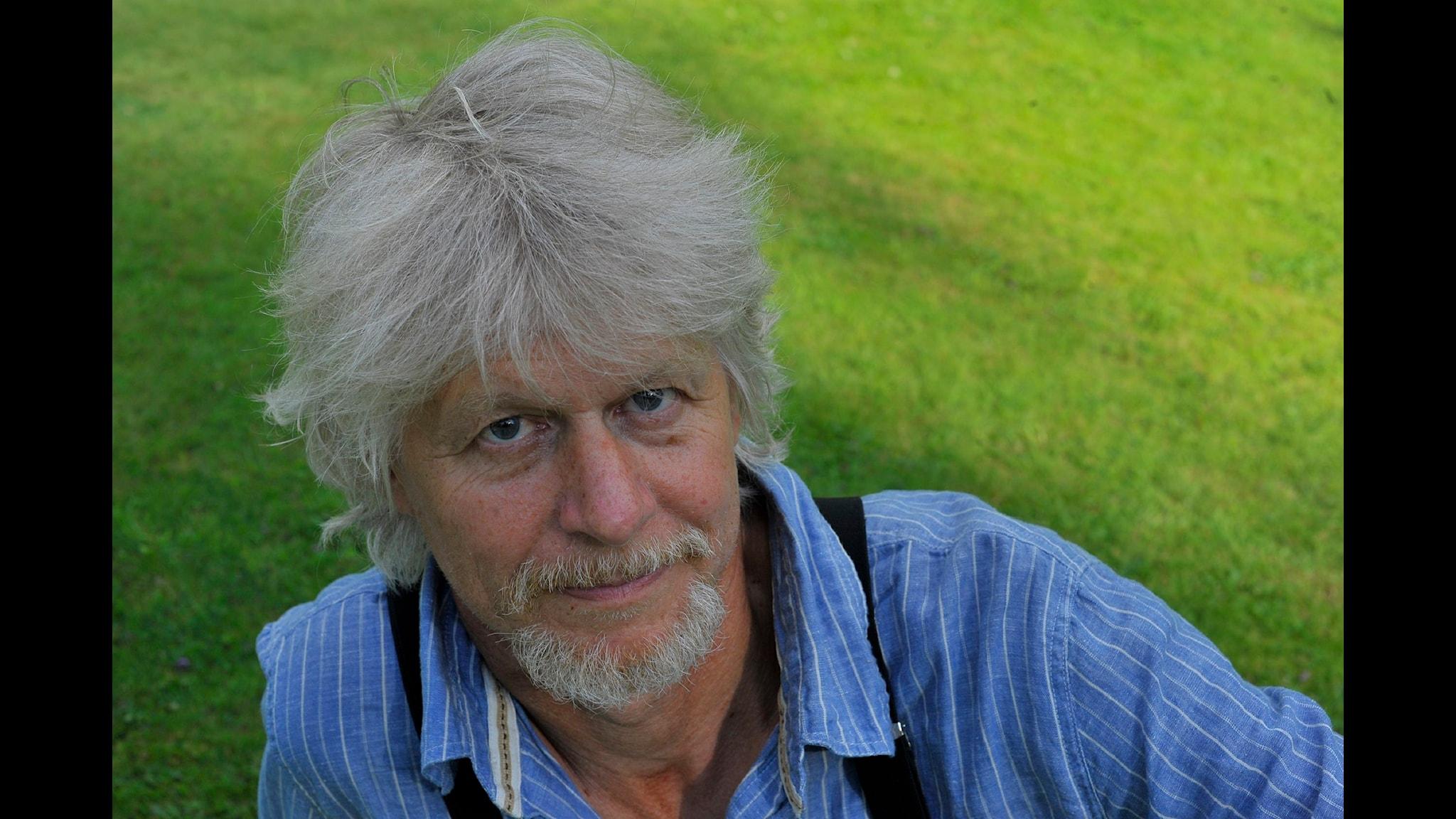 Författaren Lars Andersson
