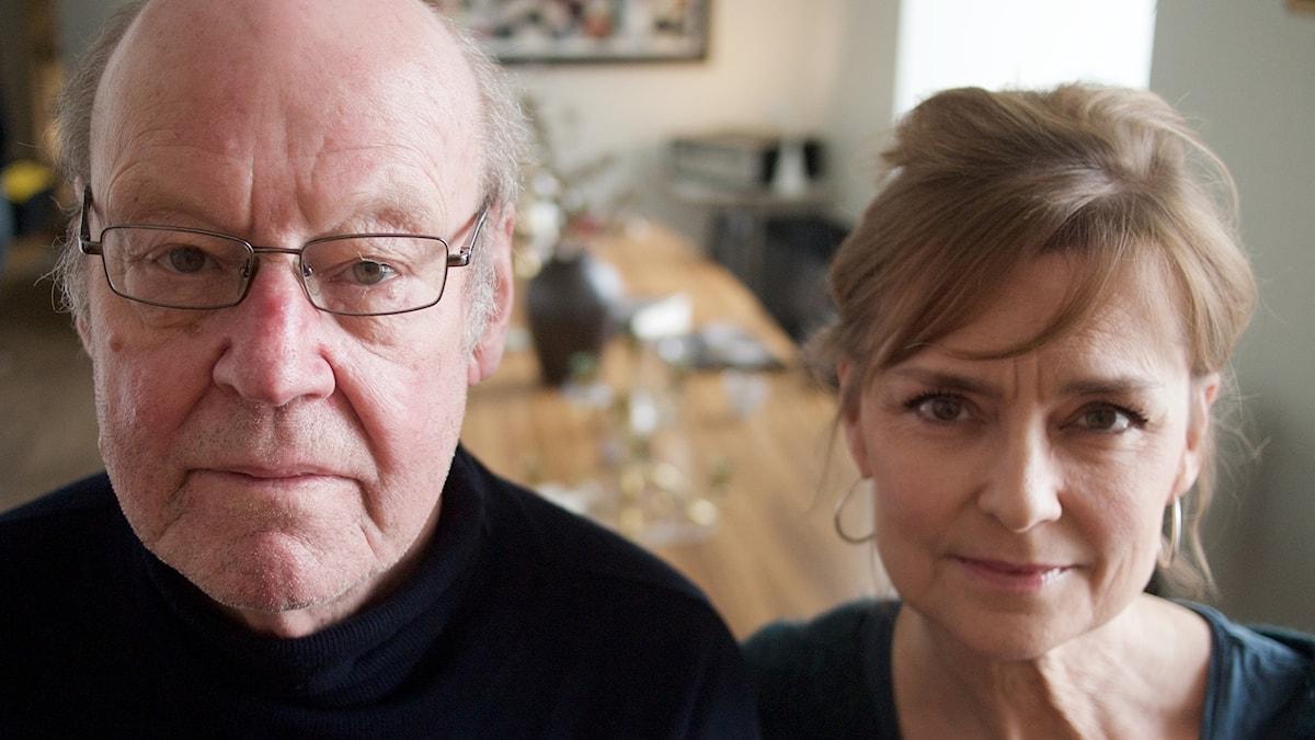 Marie Richardson Sten Ljunggren läser De oroliga av Linn Ullmann