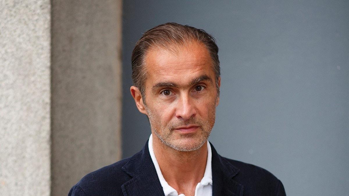 Författaren Aris Fioretos har skrivit romanen Mary
