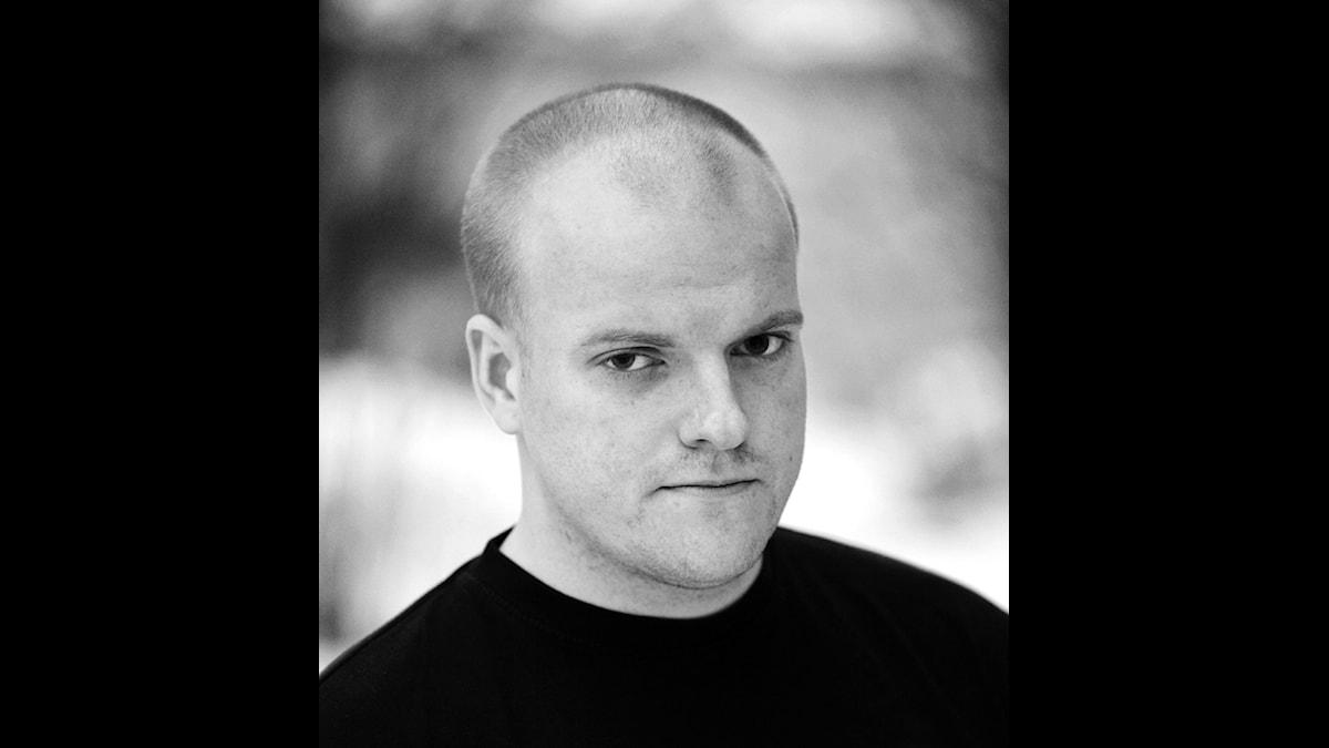 Henrik Bromander författare till Radionovellen Medborgarna