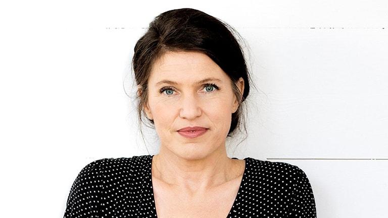 Författaren Kristina Sandberg har skrivit Ta itu