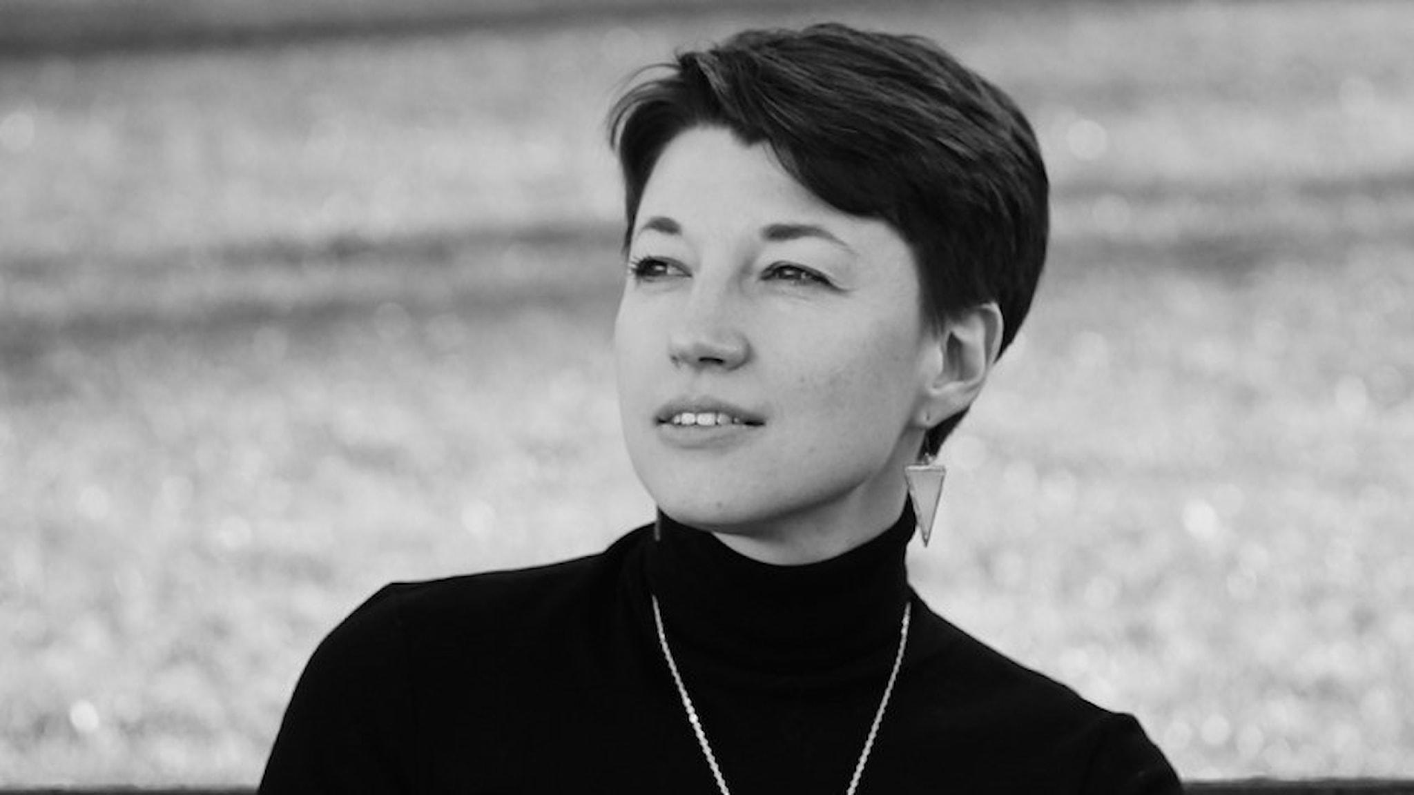 Julia Tsimafejeva författare till Dagar i Belarus