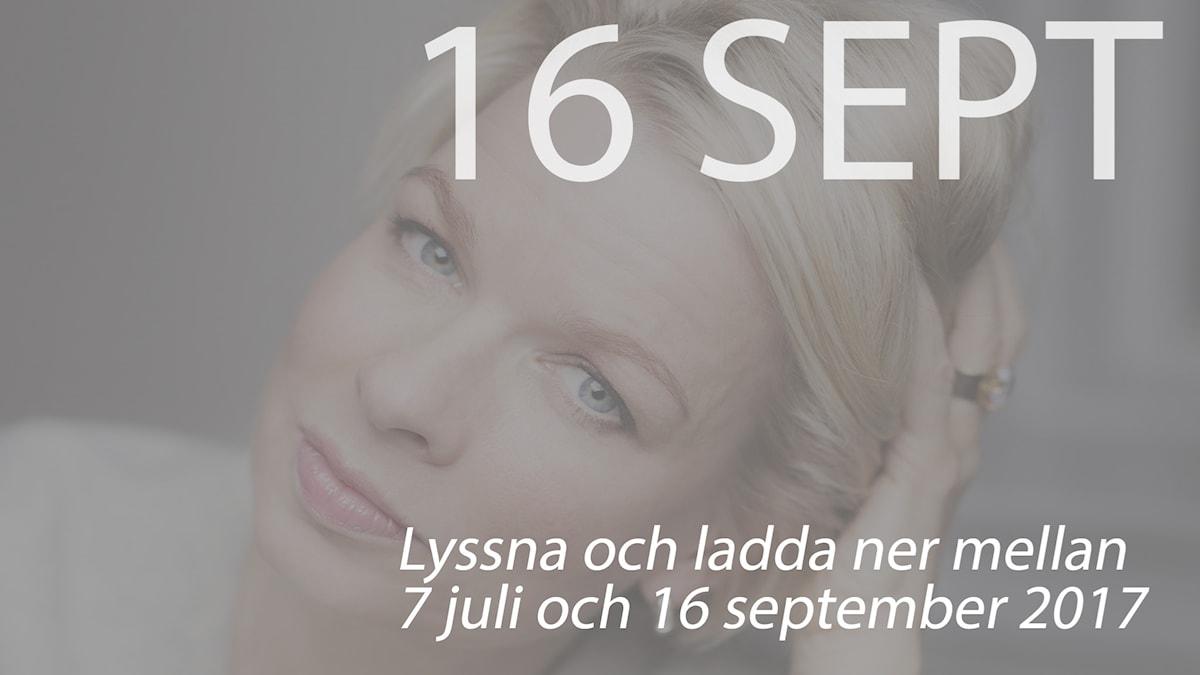 Porträttfoto av Linn Ullmann.