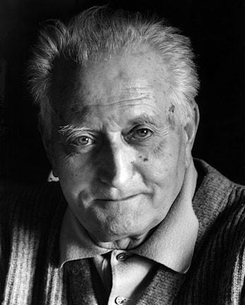 Jean Giono författare till romanen Mannen som planterade träd