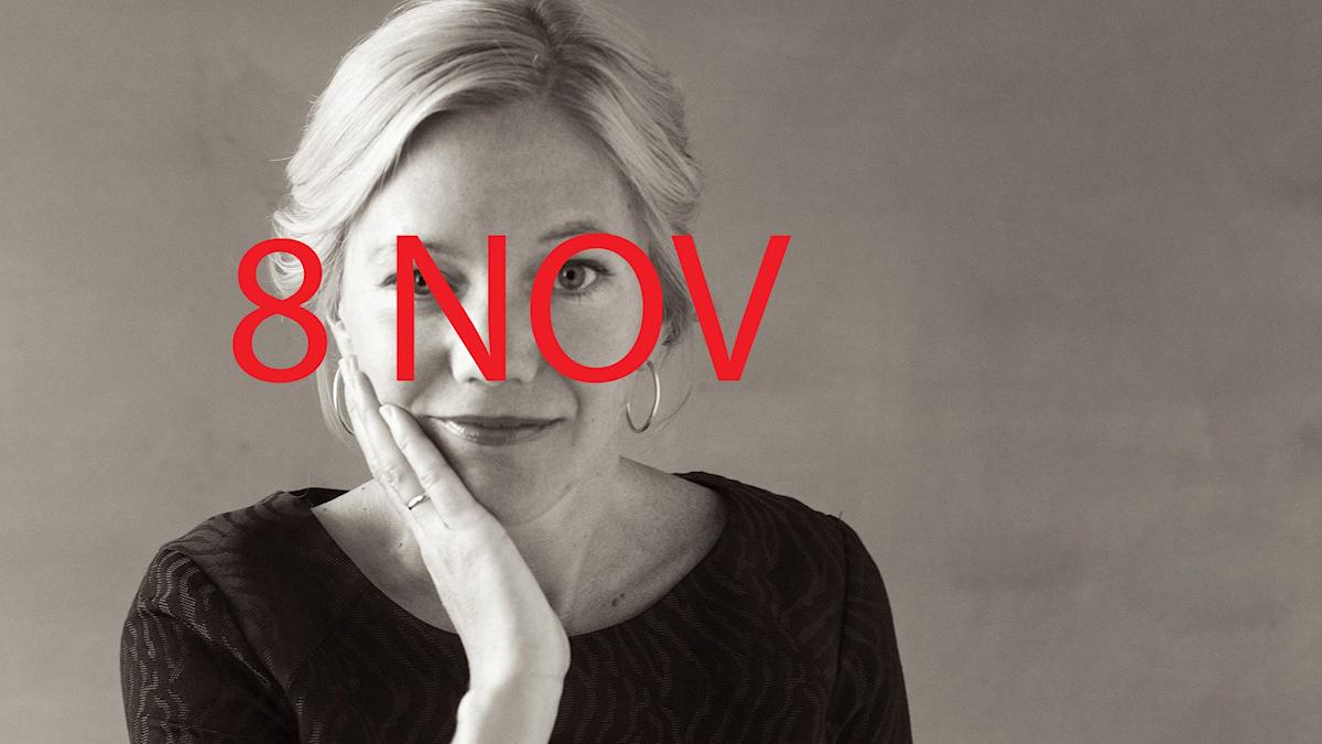 Maja Lunde författare till romanen Blå