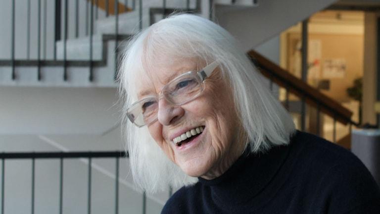 Birgitta Ulfsson läser Kalevala