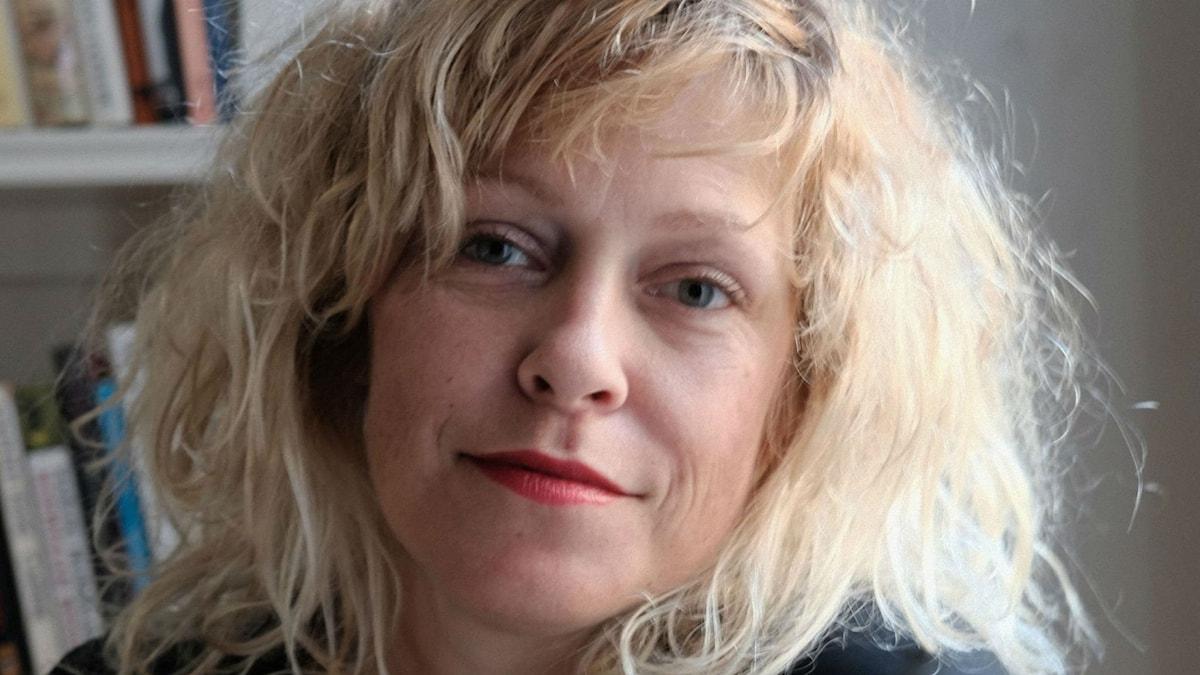 Rebecka Åhlund. Foto: Carla Borel/Natur och Kultur