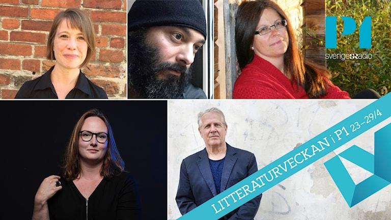 Nominerade till Sveriges Radios Novellpris 2018