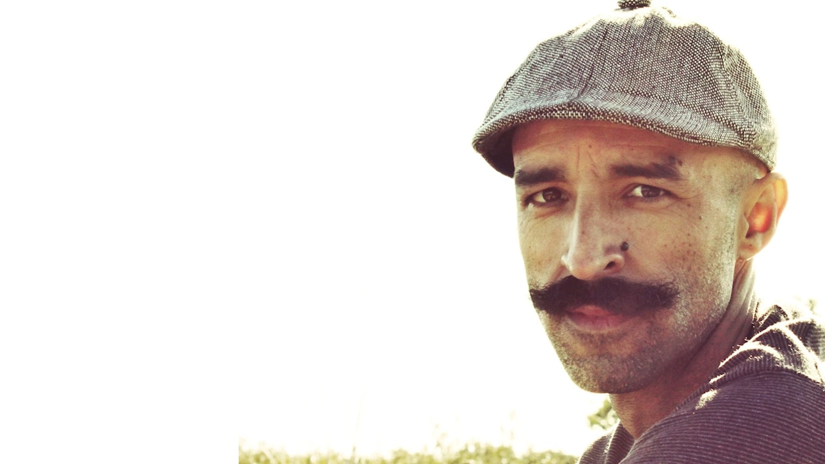 Jesús Carrasco har skrivit romanen Flykten