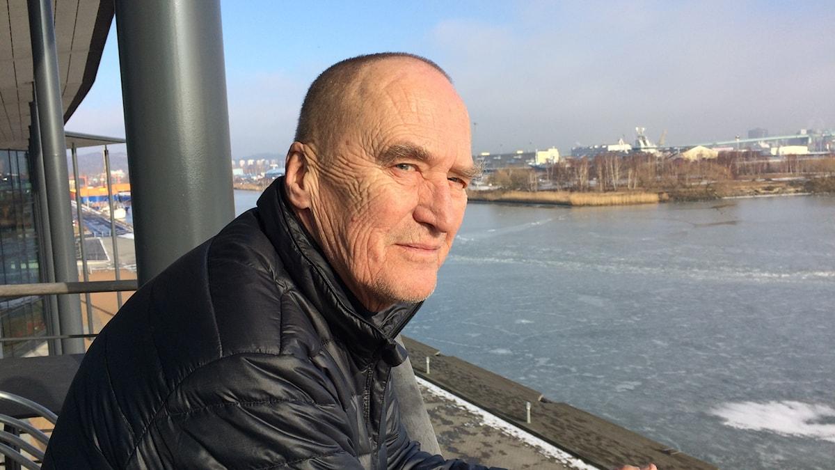 Skådespelare Hans Mosesson