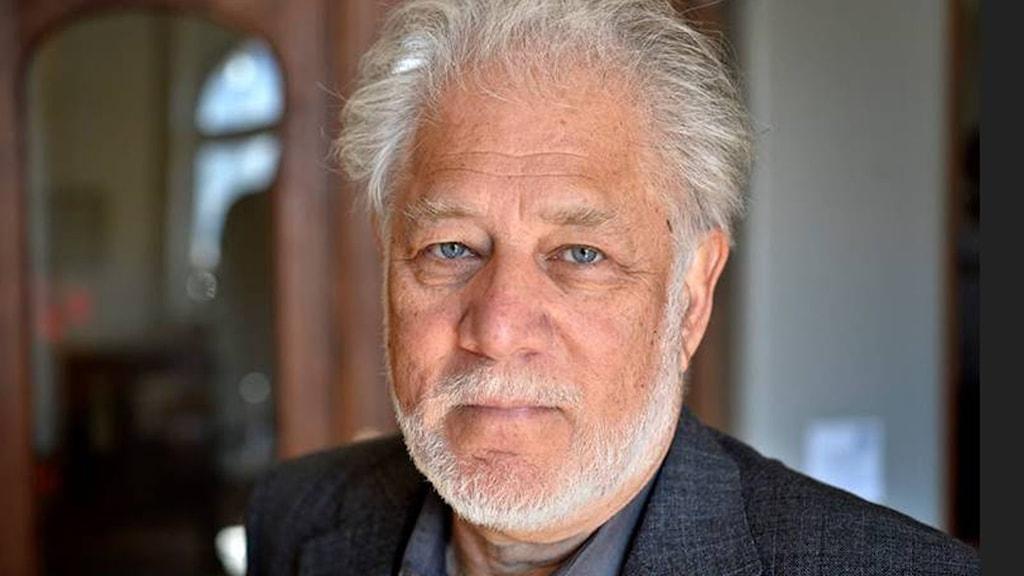 Författaren Michael Ondaatje