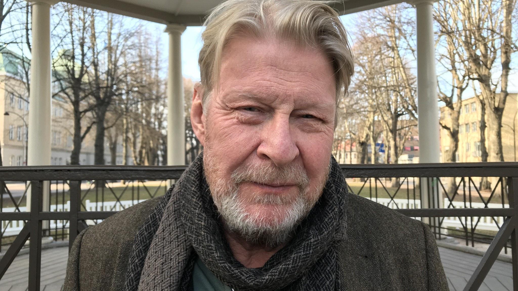 Rolf Lassgård läser Händelser vid vatten av Kerstin Ekman