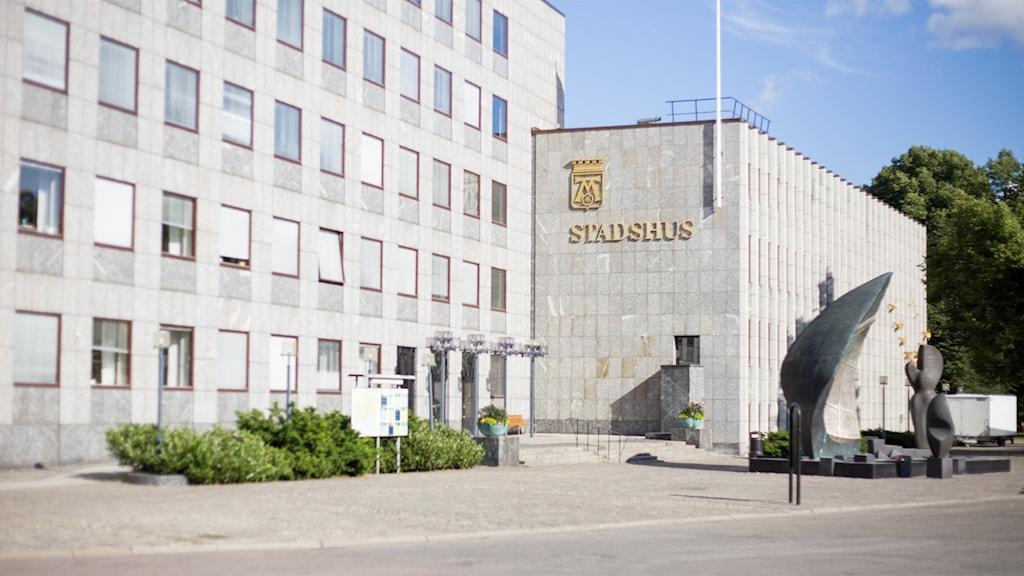 Västerås stadshus.