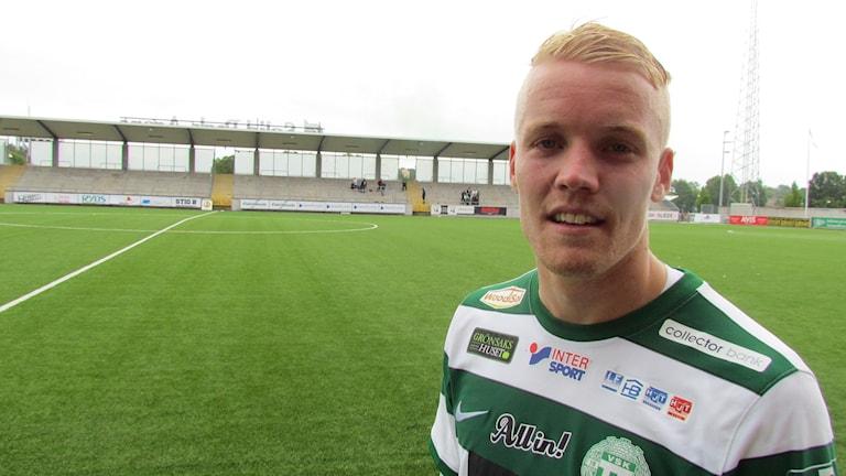 Simon Johansson VSK Fotboll