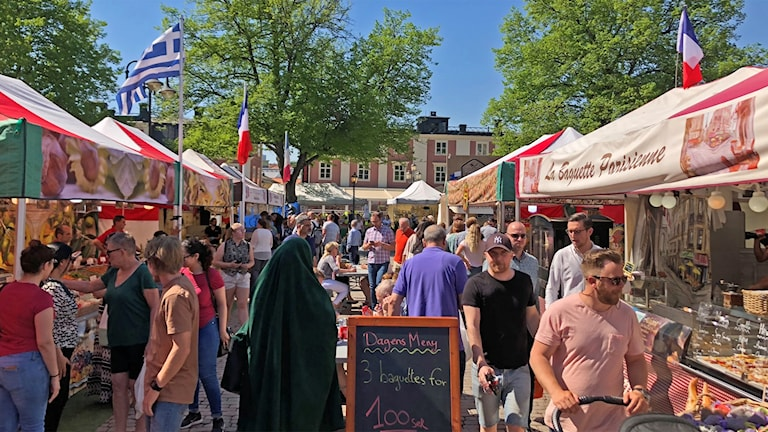 Västerås International Street Market 2018