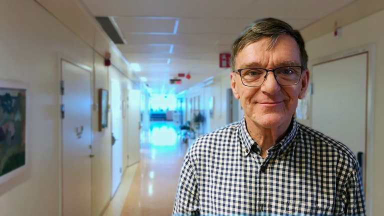 Smittskyddsläkare Jan Smedjegård.