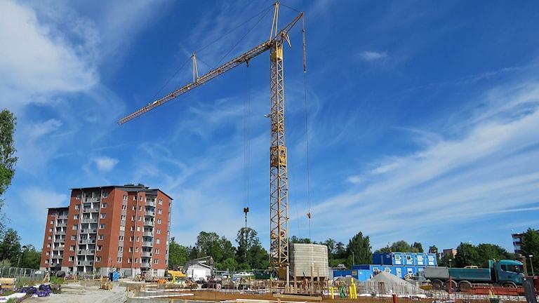 Bostadsbolaget i Köping bygger nytt i kvarteret Hake.