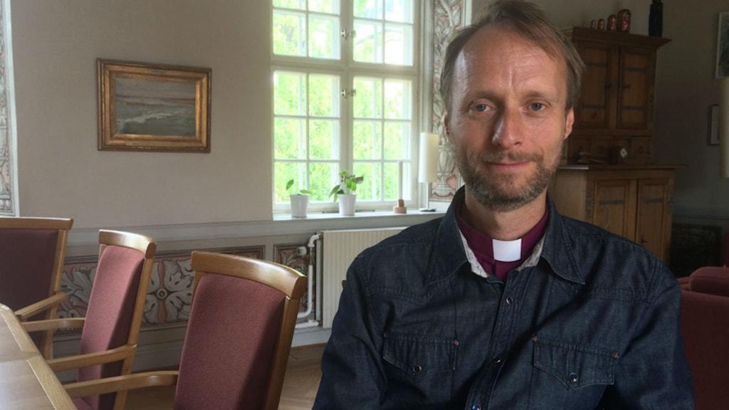 Mikael Mogren, biskop Västerås stift