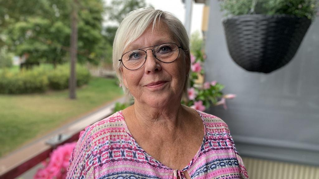 Elisabeth Lodèn i Västerås.