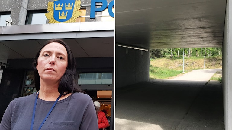 Linda Hedmark biträdande lokalpolisområdeschef i Västerås
